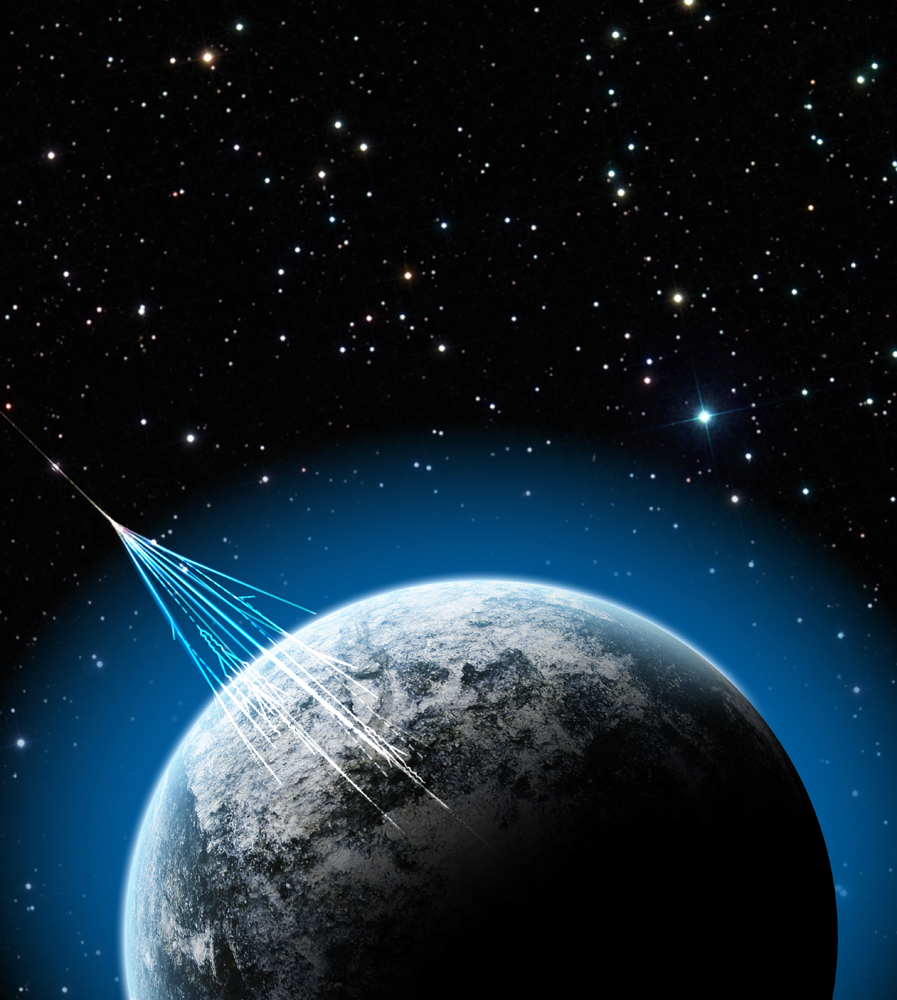 Mysterious Cosmic Rays Leave Scientists in the Dark