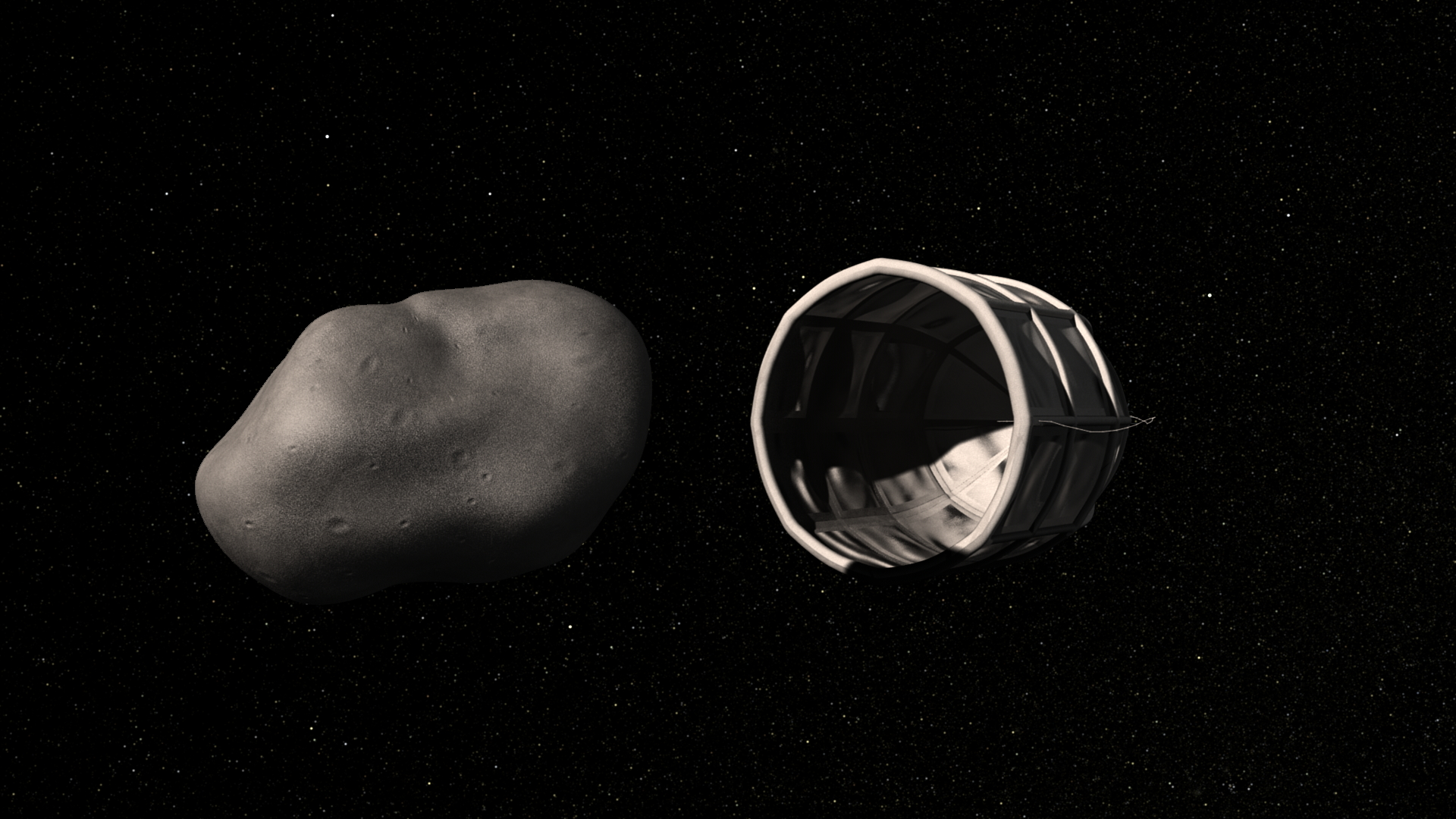 Asteroid Mining No Crazier Than Deep-Sea Drilling, Advocates Say