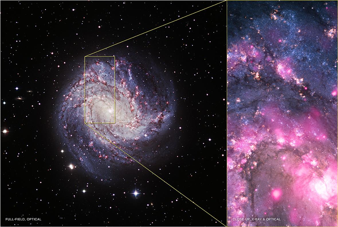 Black Hole Unleashes Extraordinarily Bright X-Ray Burst