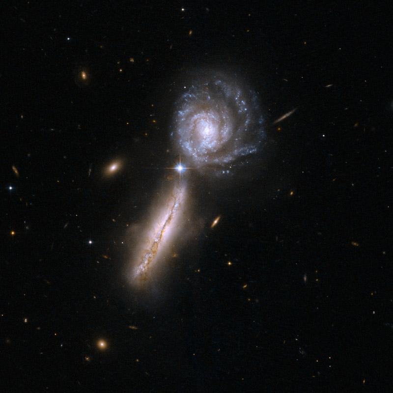 Dark Matter Theories Challenged By Satellite Galaxy Discovery
