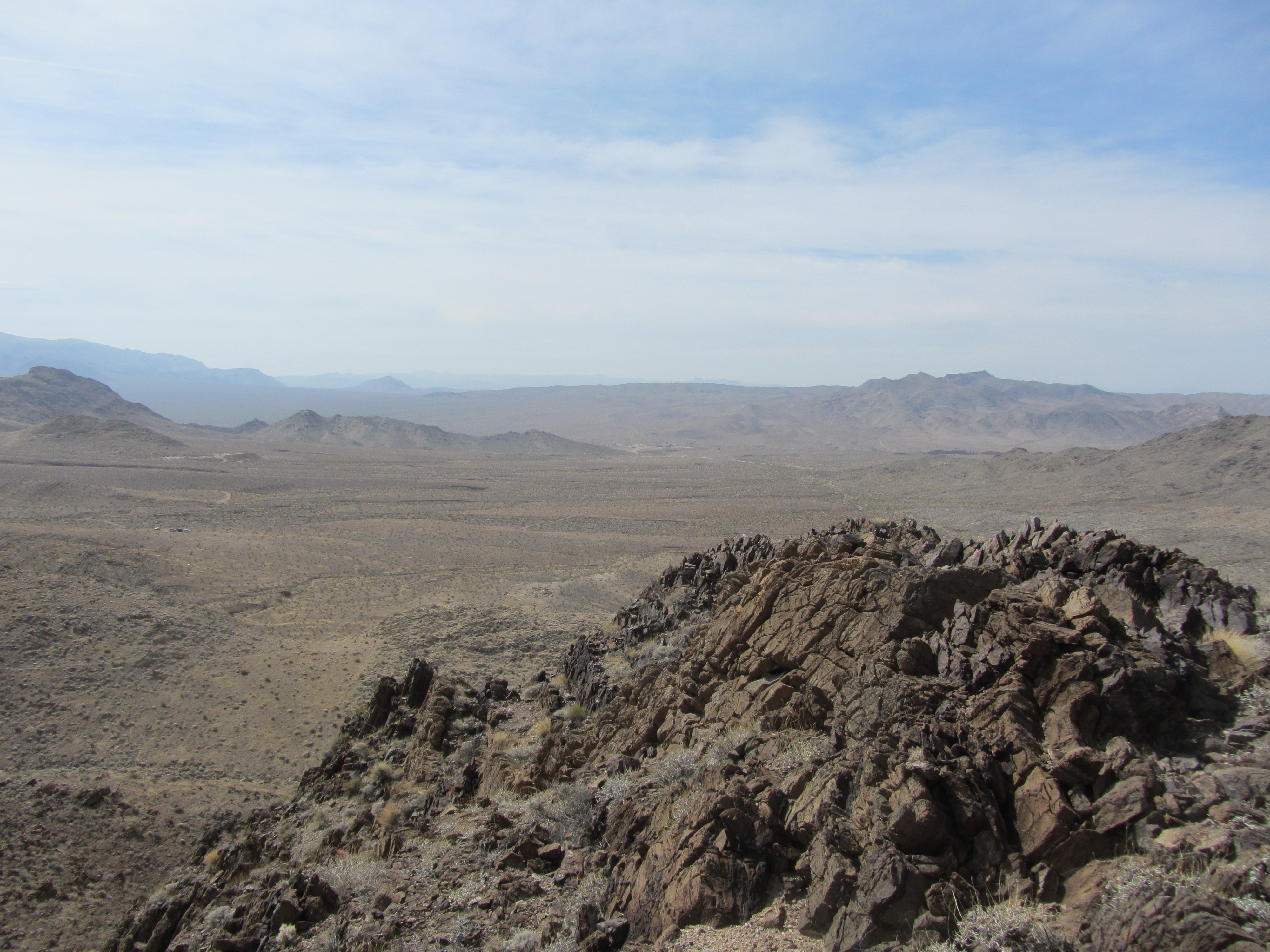 Death Valley Doubles as Martian Crater for Mars Rover Team
