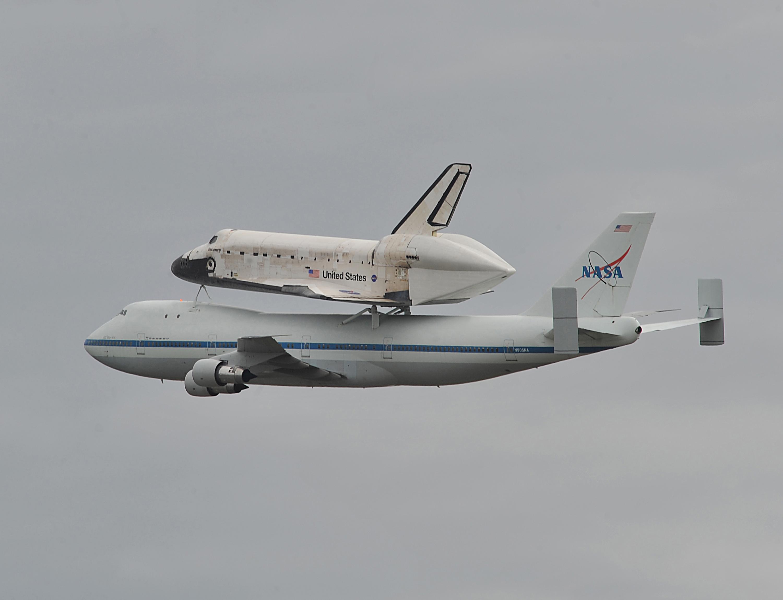 boeing flight museum space shuttle - photo #18