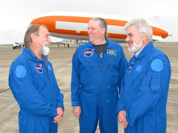 NASA, SETI Use Airship to Hunt Meteorites From Big Fireball