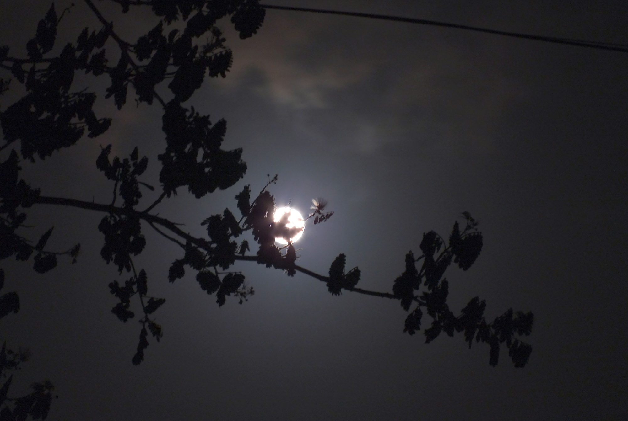 Supermoon 2012 Over Mumbai: Jatin Raval