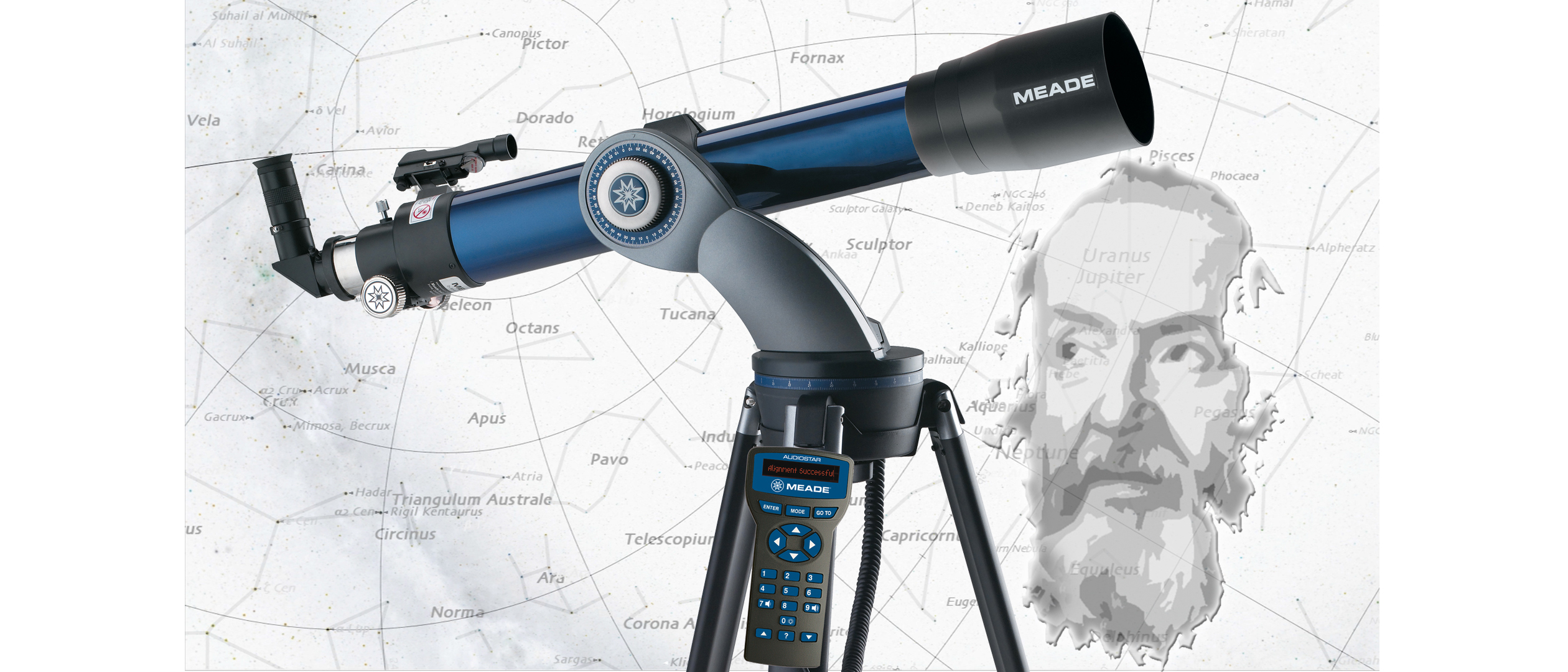 Meade StarNavigator 102 Review | Buy Best Telescopes for Beginners