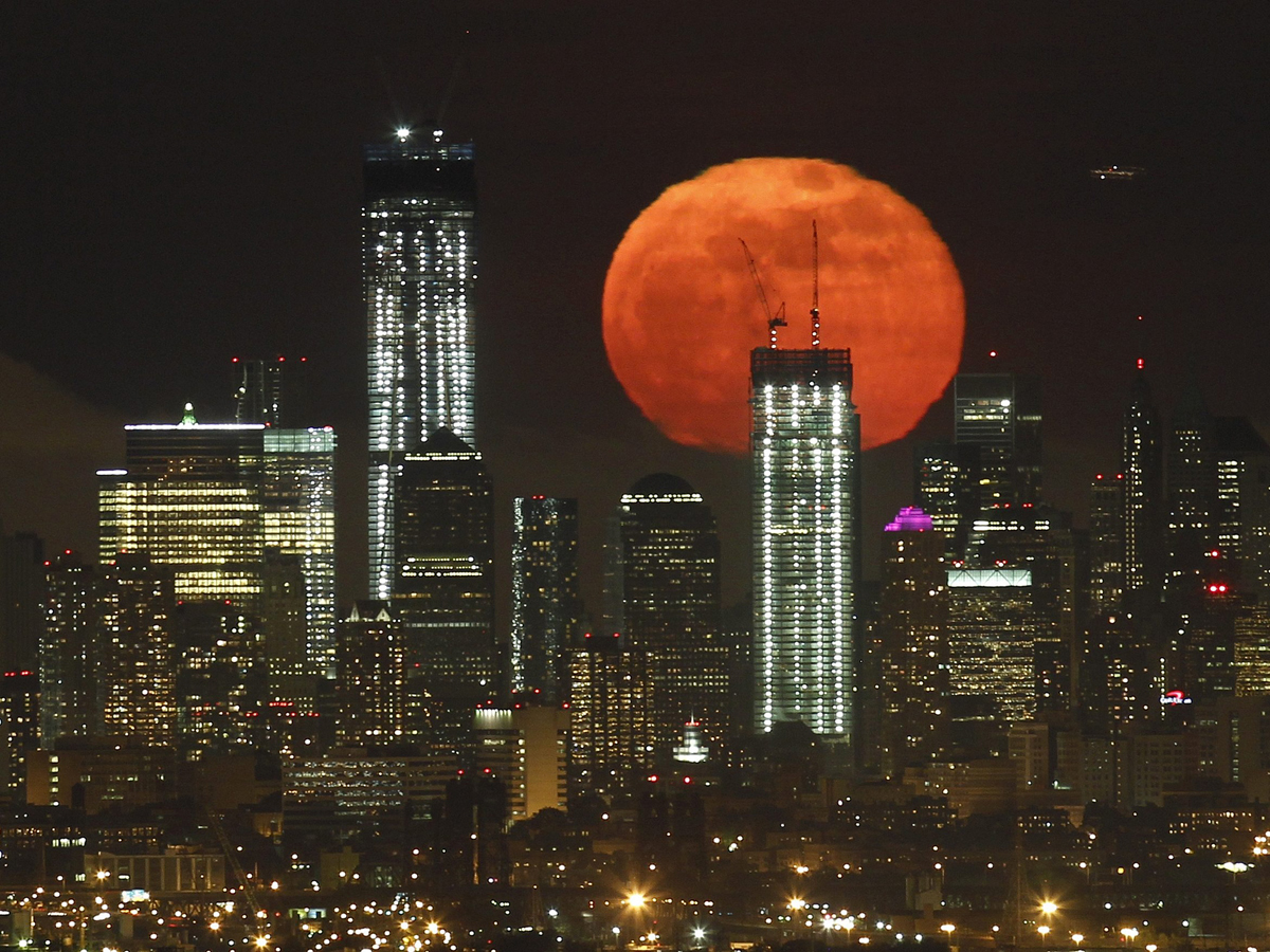 Mysteries of the Supermoon