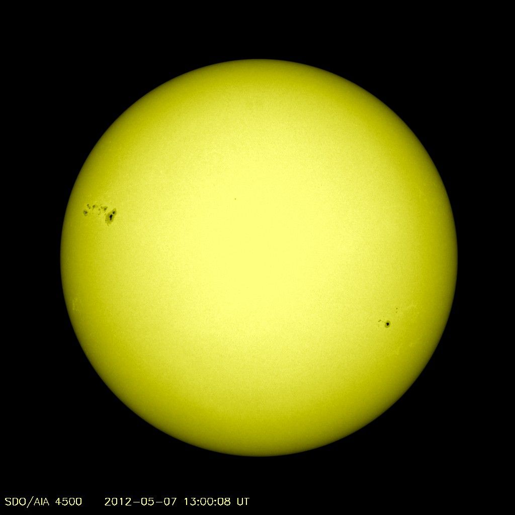 Monster Sunspot AR1476