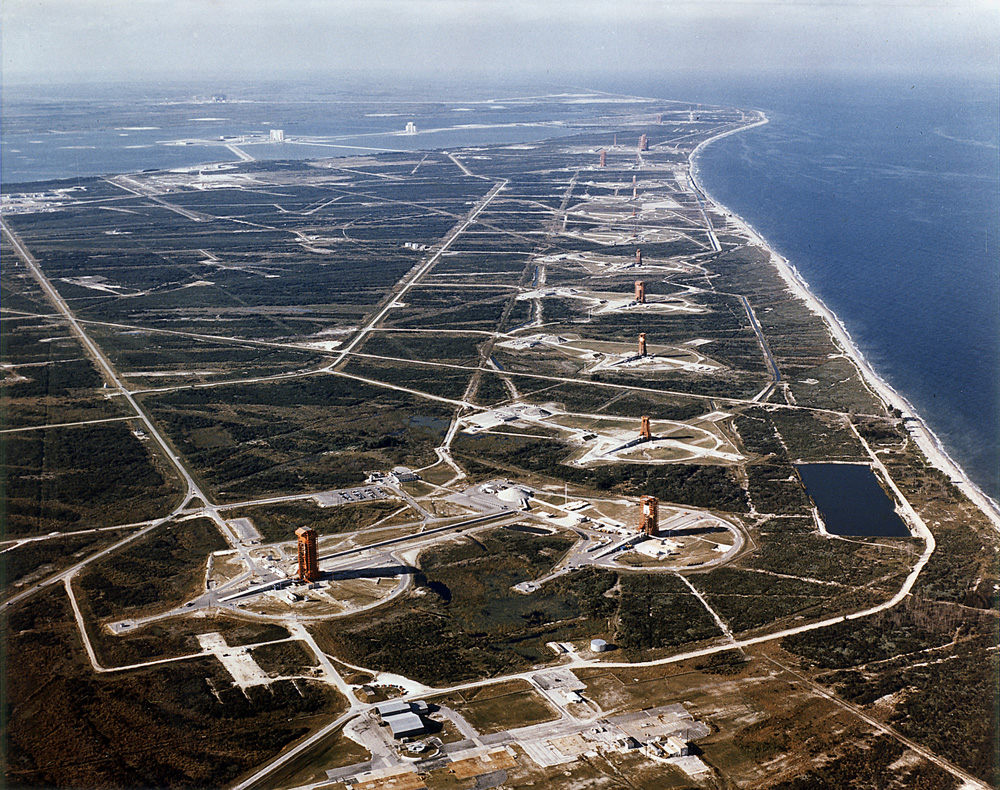 Cape Canaveral: Launch Pad for U.S. Space Program