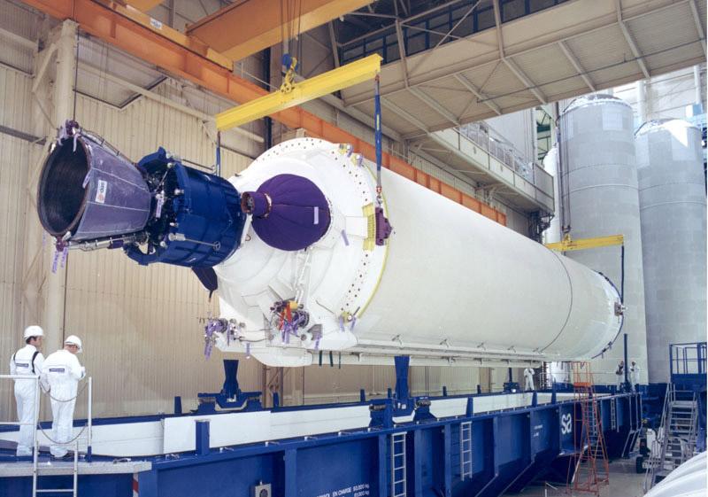 ATK's Liberty Uses Ariane 5 Rocket Core Stage