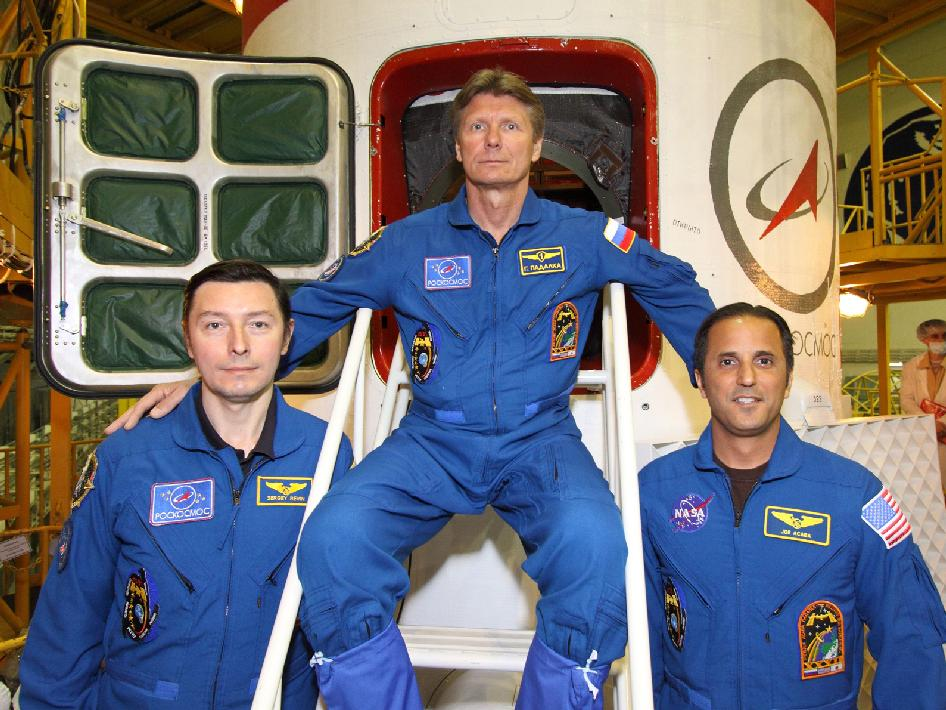 New Astronaut Crew Launching to Space Station Tonight