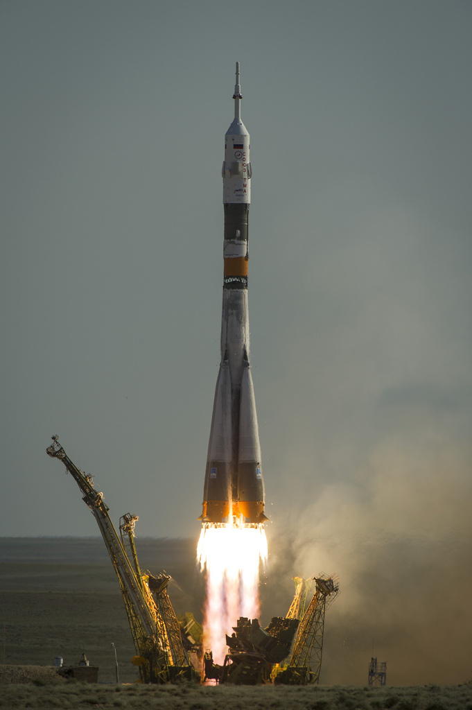 Expedition 31 Soyuz Launch