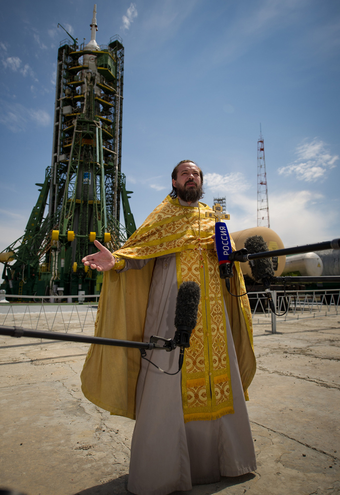 Expedition 31 Blessing