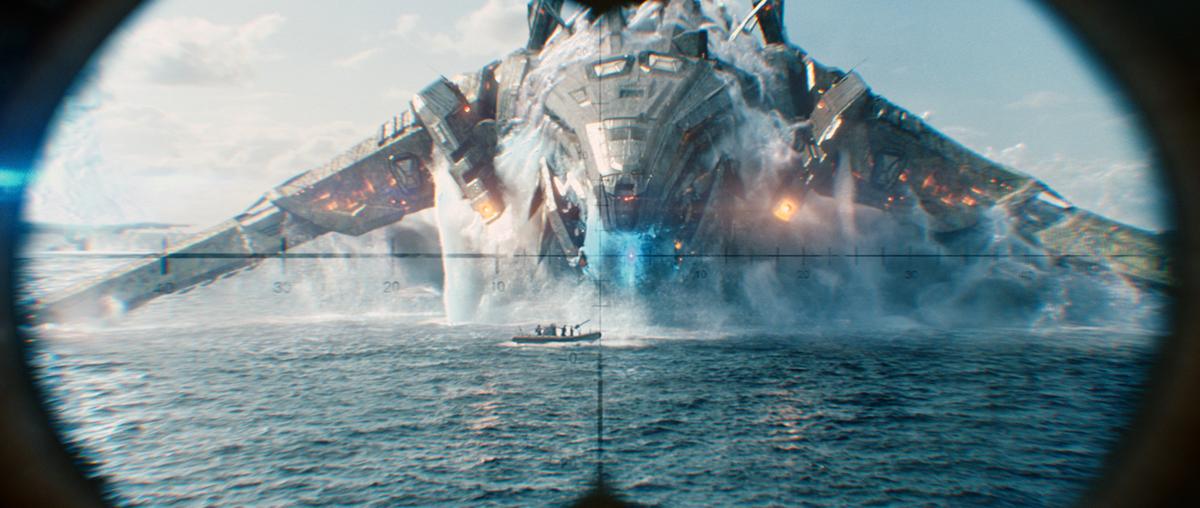 'Battleship' Director Talks Adapting Board Game to Film