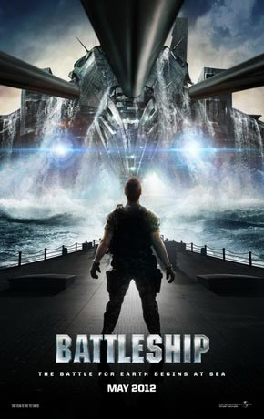 Gallery: Aliens Invade Earth in 'Battleship' Film