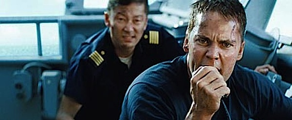 Movie Review: Bland BATTLESHIP Makes Game Effort