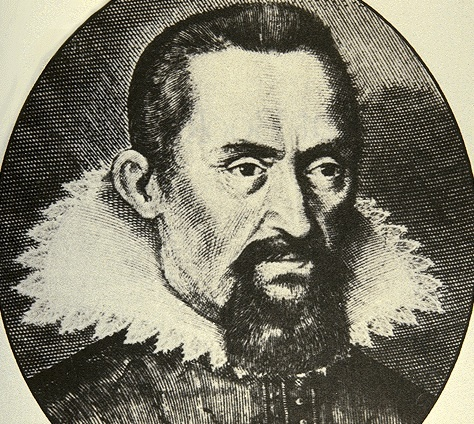 What Are the Contributions of Johannes Kepler?