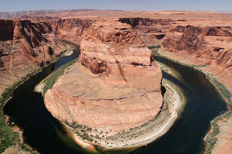 Horseshoe Bend Eclipse Viewing Location