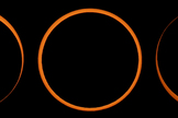 Imelda Joson and Edwin Aguirre recorded the May 20th annular eclipse of the Sun in from Page, Ariz., using a solar-filtered Takahashi FC-60 telescope and a Canon EOS 20D digital SLR camera.