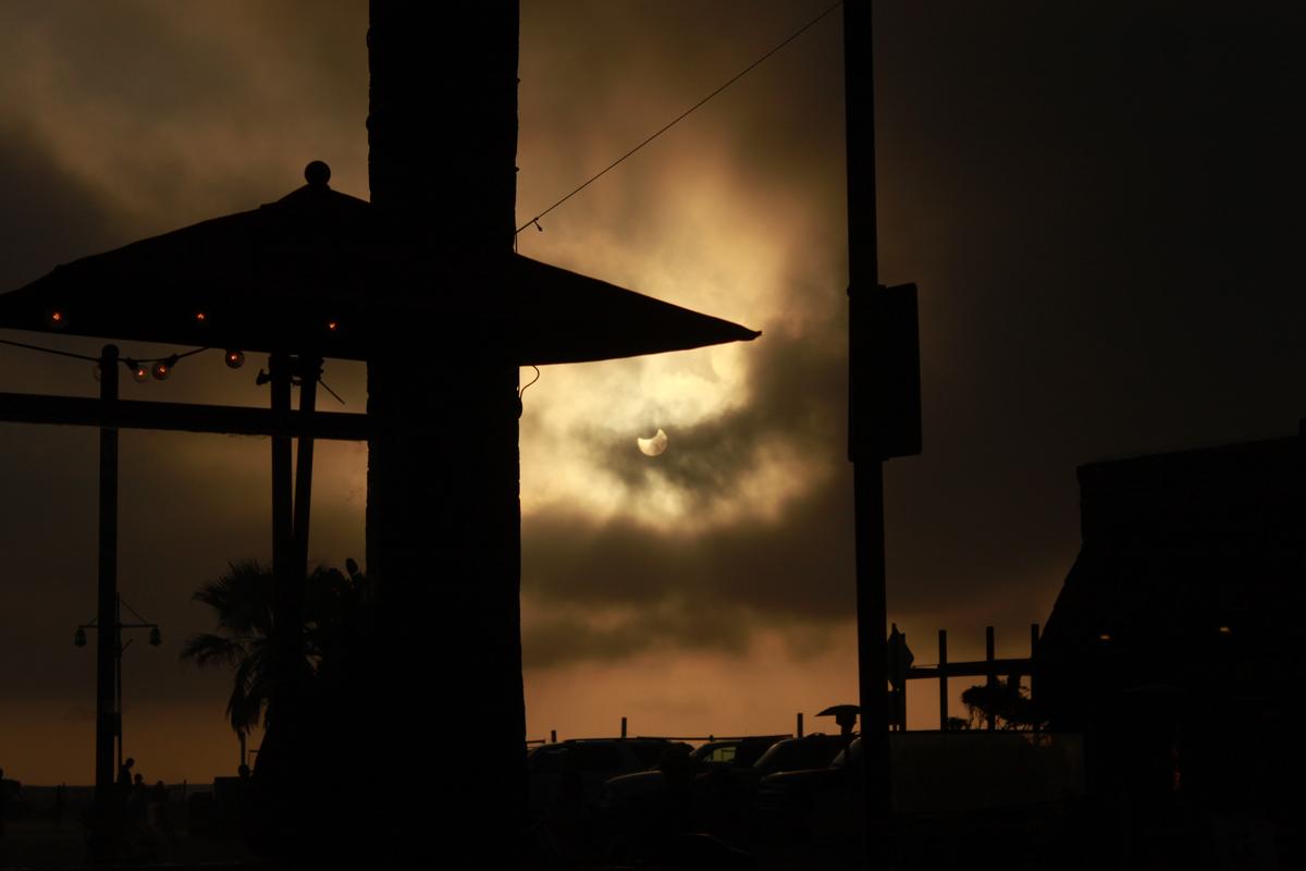 West Coast Eclipse