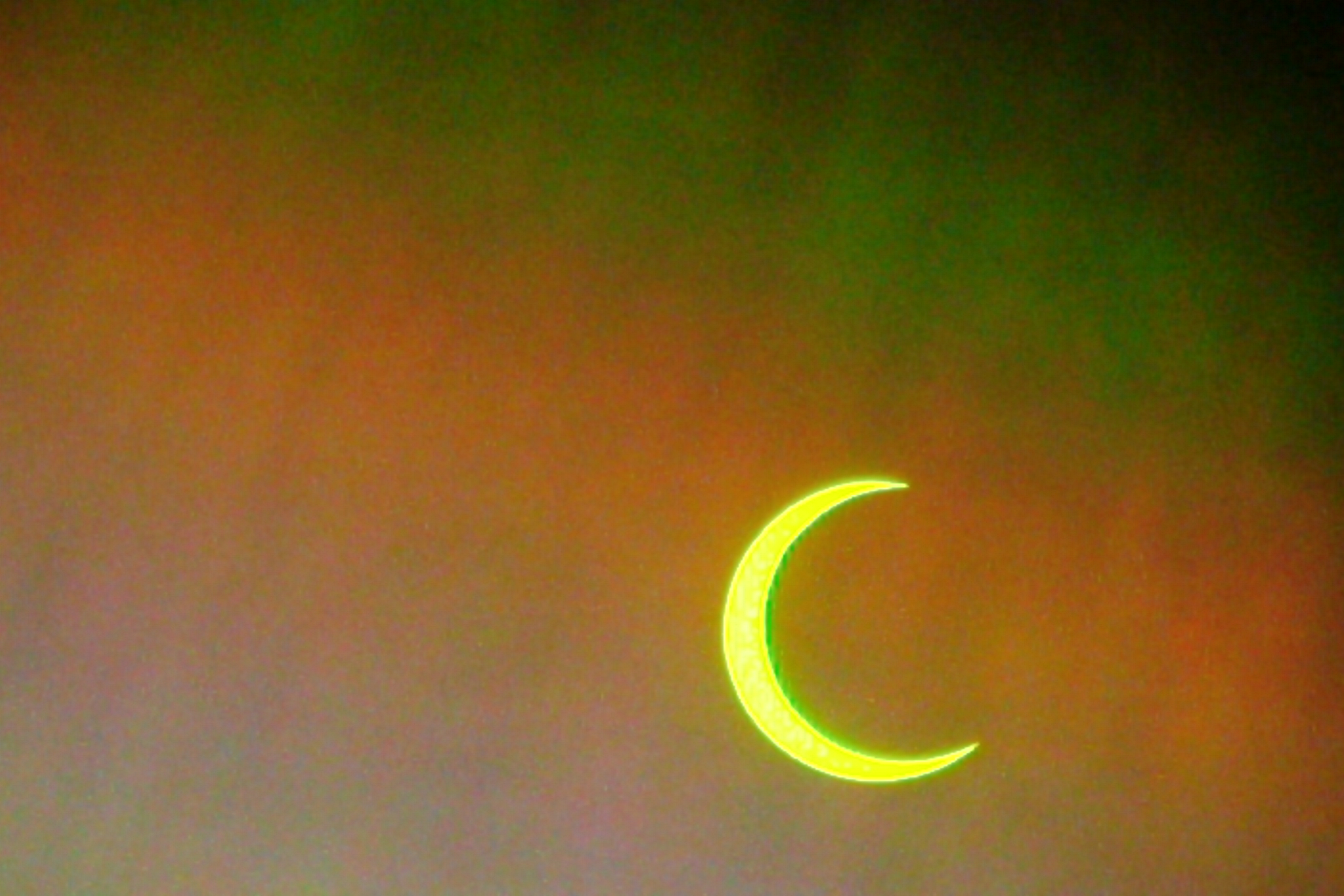 Eclipse in Colors