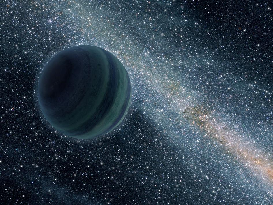 Planet X? New Evidence of an Unseen Planet at Solar System's Edge