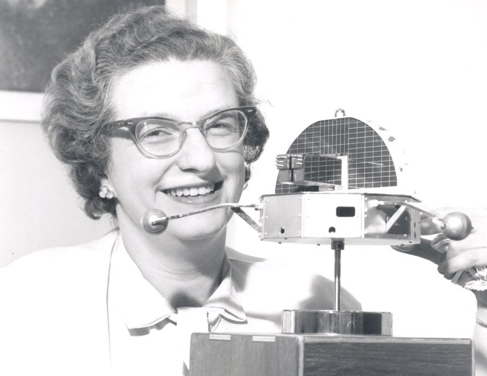 Space History Photo: Dr. Nancy Roman