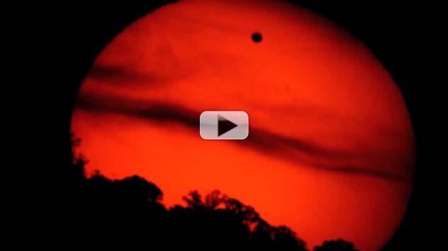 Past Venus Transits Revealed Solar System's Size | Video Part 1