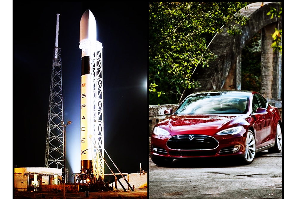 What Do SpaceX and Tesla Have in Common?