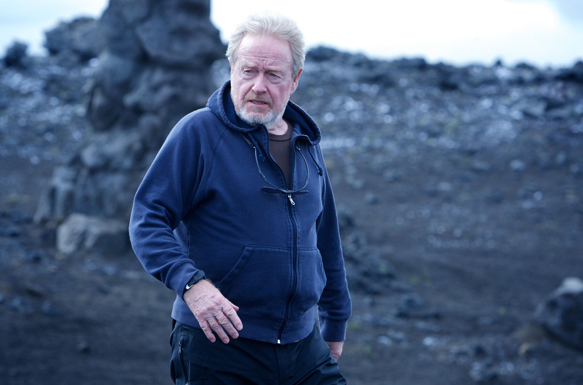 Ridley Scott Directs