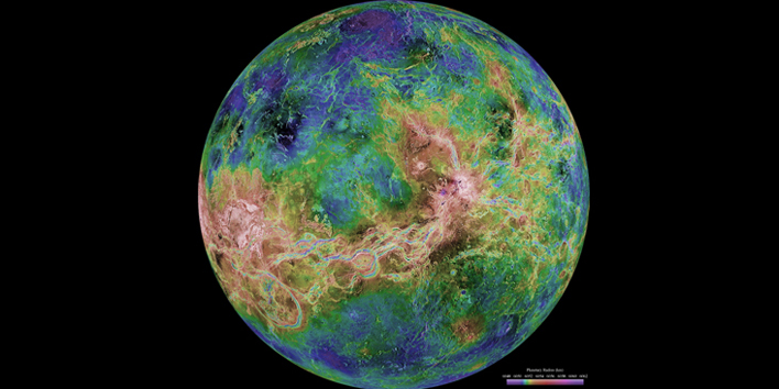 The 5 Strangest Facts About Venus