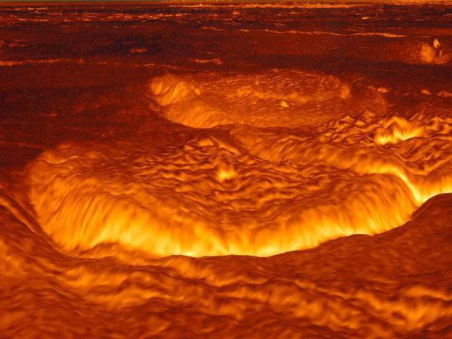 Venus is Scorching Hot