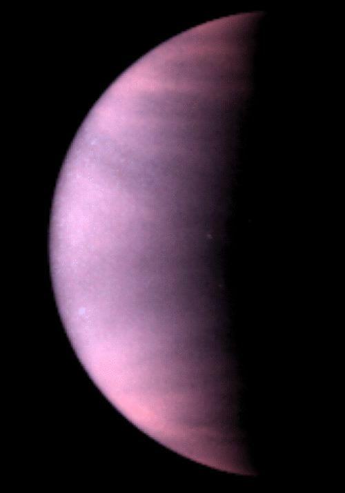 Venus Has Phases