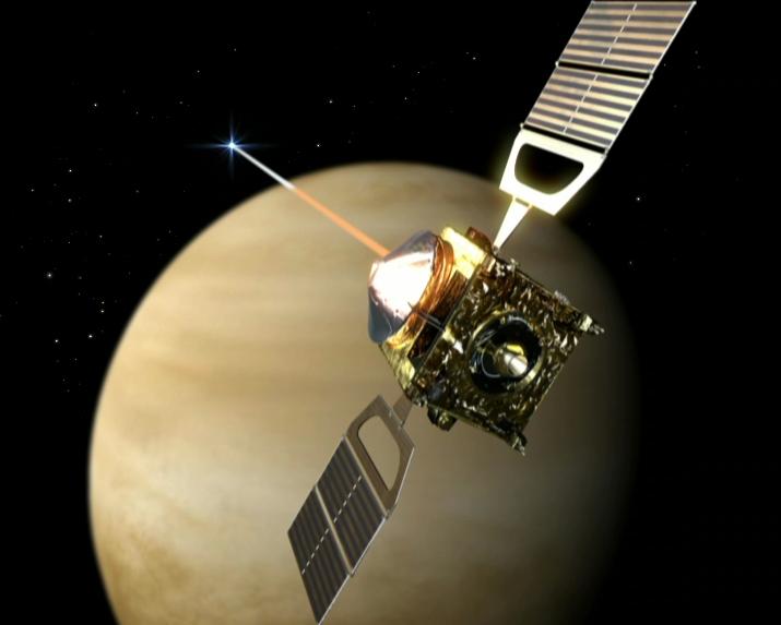 Venus Express: ESA's 1st Mission to Venus