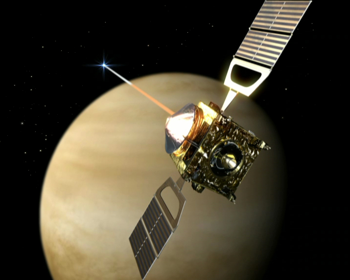 Venus Express: ESA's 1st Mission to Venus