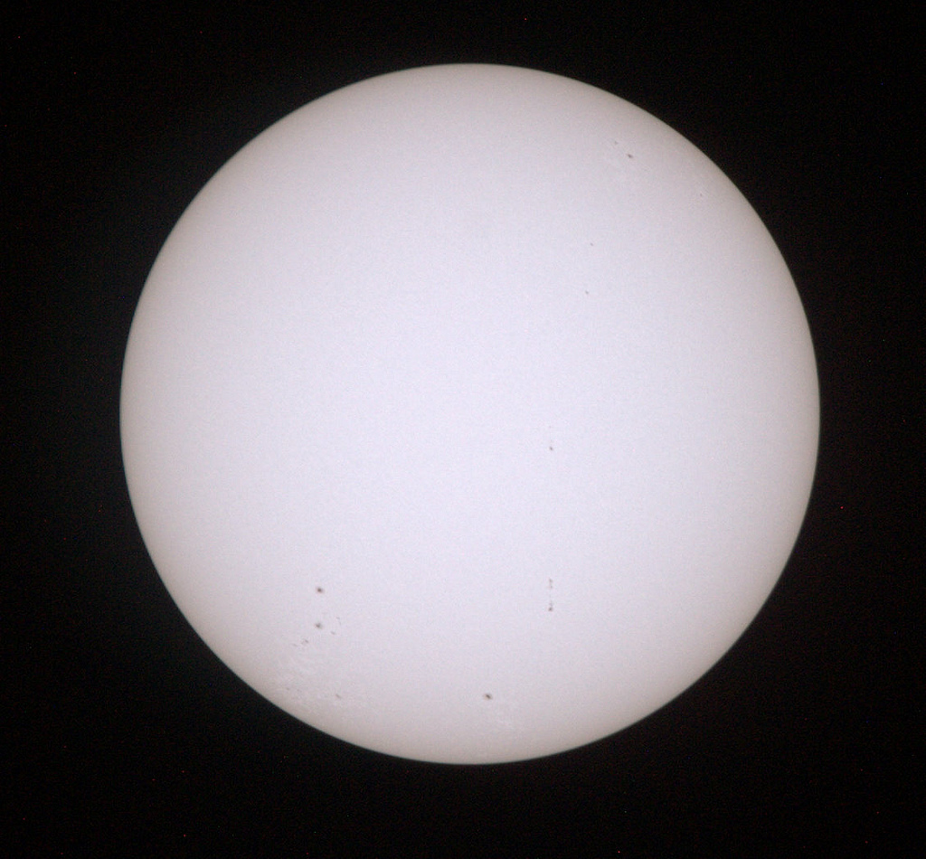 Capturing Venus Transit From ISS