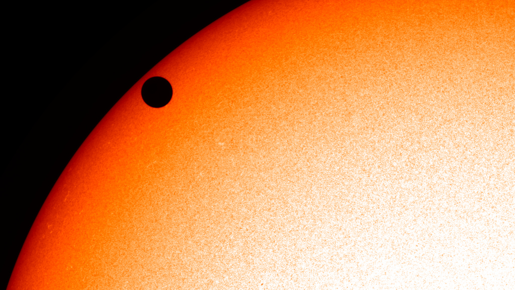 Venus Transit 2012 from Space: SDO