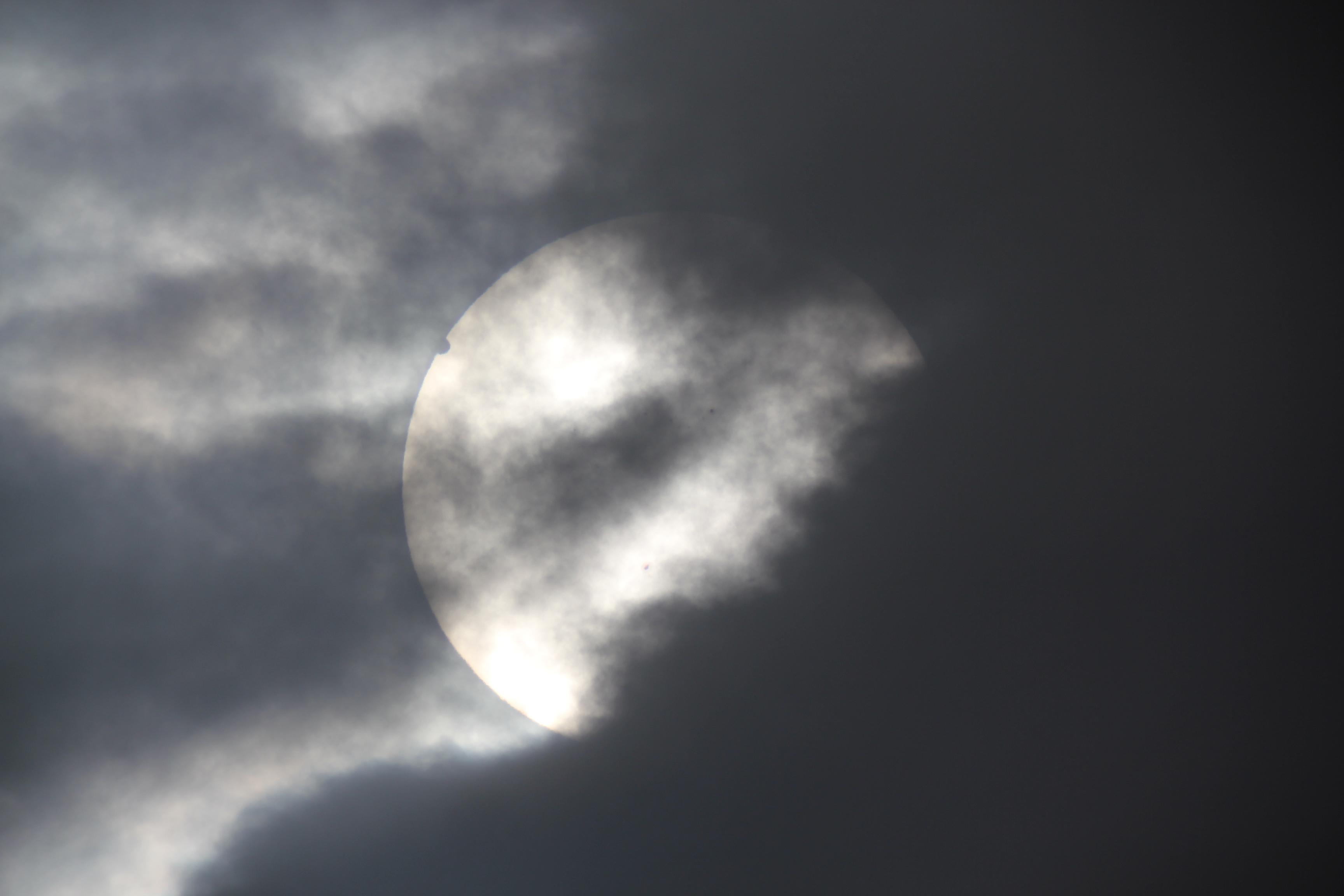 Transit of Venus 2012: Spitsbergen