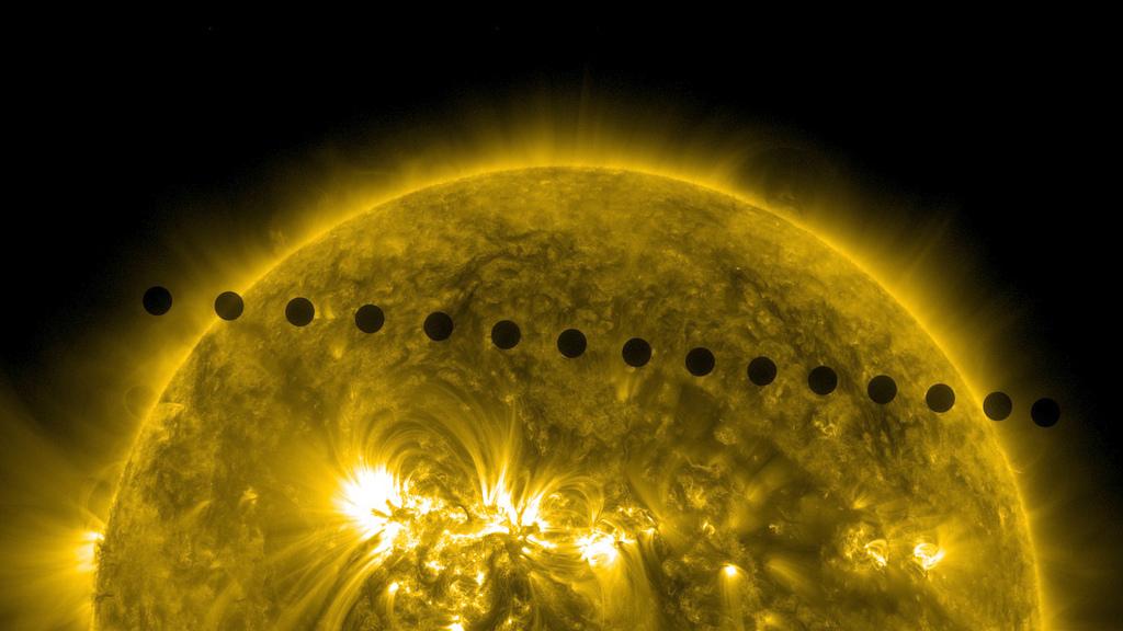 Best Venus Transit Moments – A Video-Music Montage