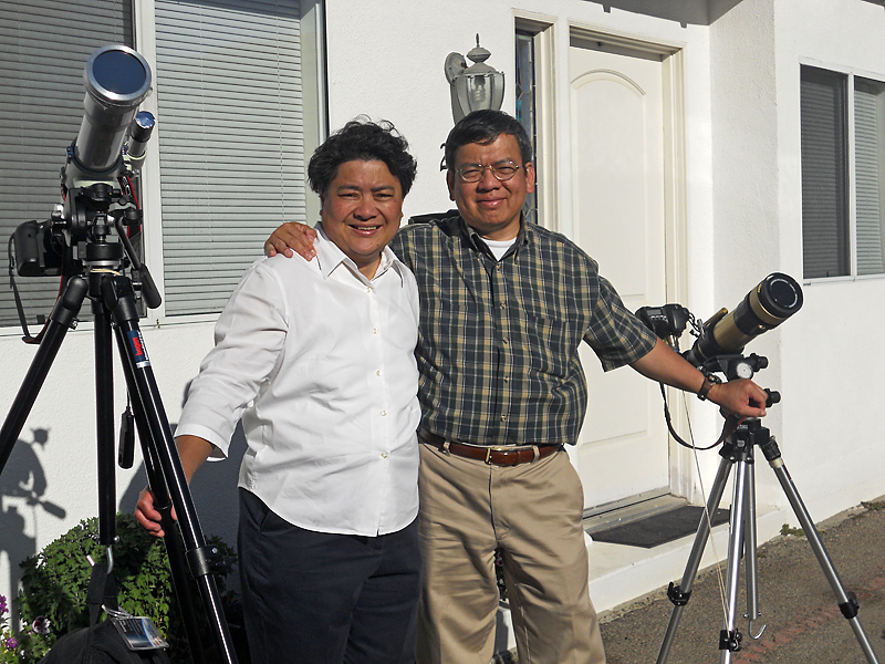 Sidewalk Astronomers