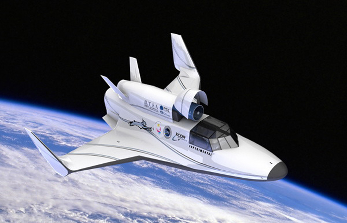 Lynx Space Plane Taking Off: Q&A with XCOR Aerospace CEO Jeff Greason