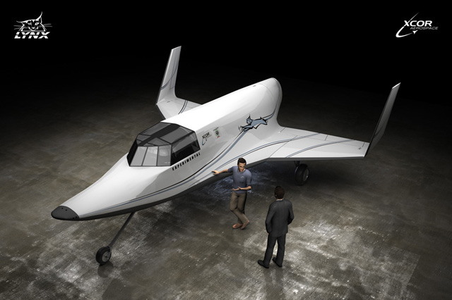 Private Space Plane Builders Pick Texas for New Test Site