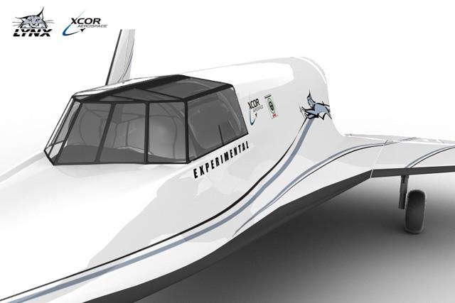 Lynx Concept Art Cockpit Detail