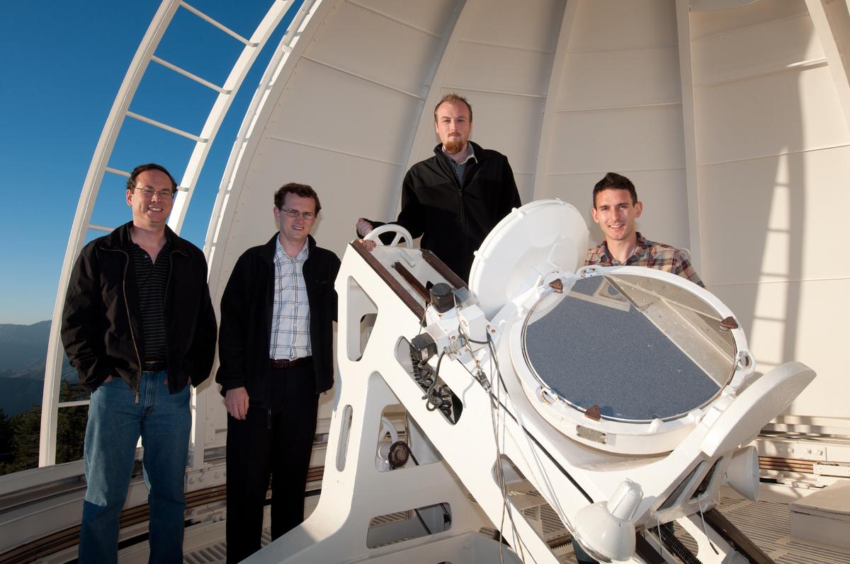 Venus Transit Team