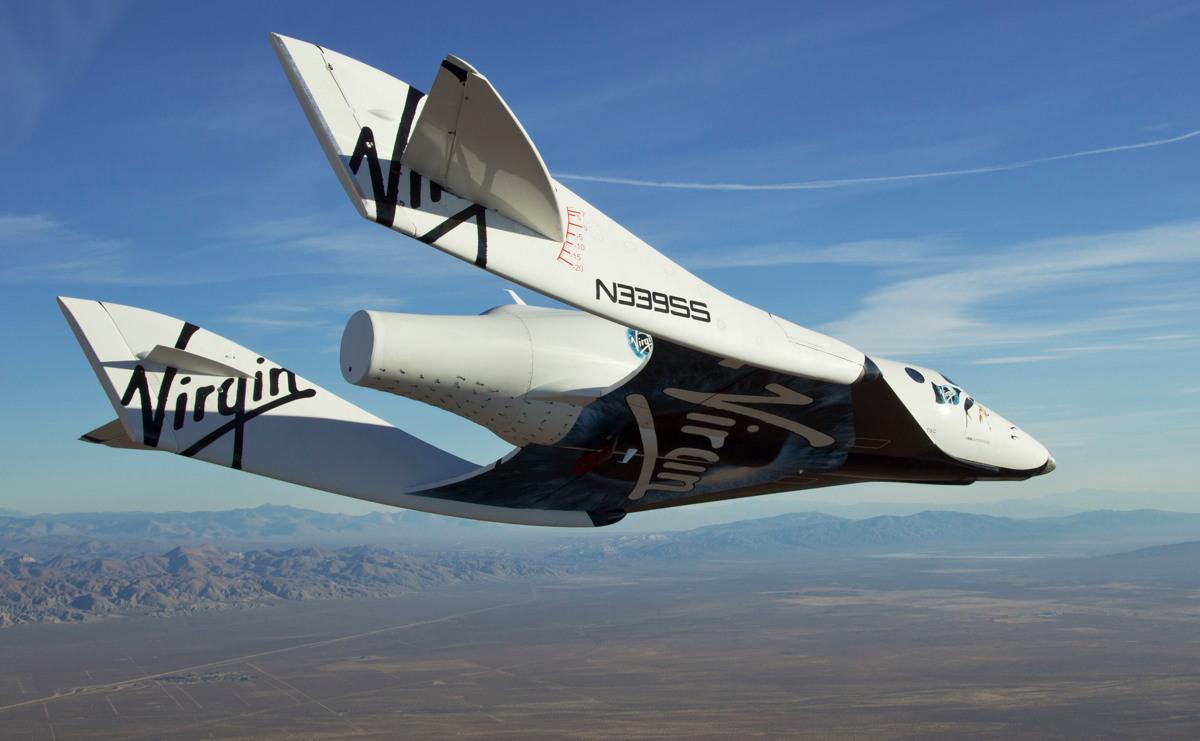Virgin Galactic to Launch Passengers on Private Spaceship in 2013