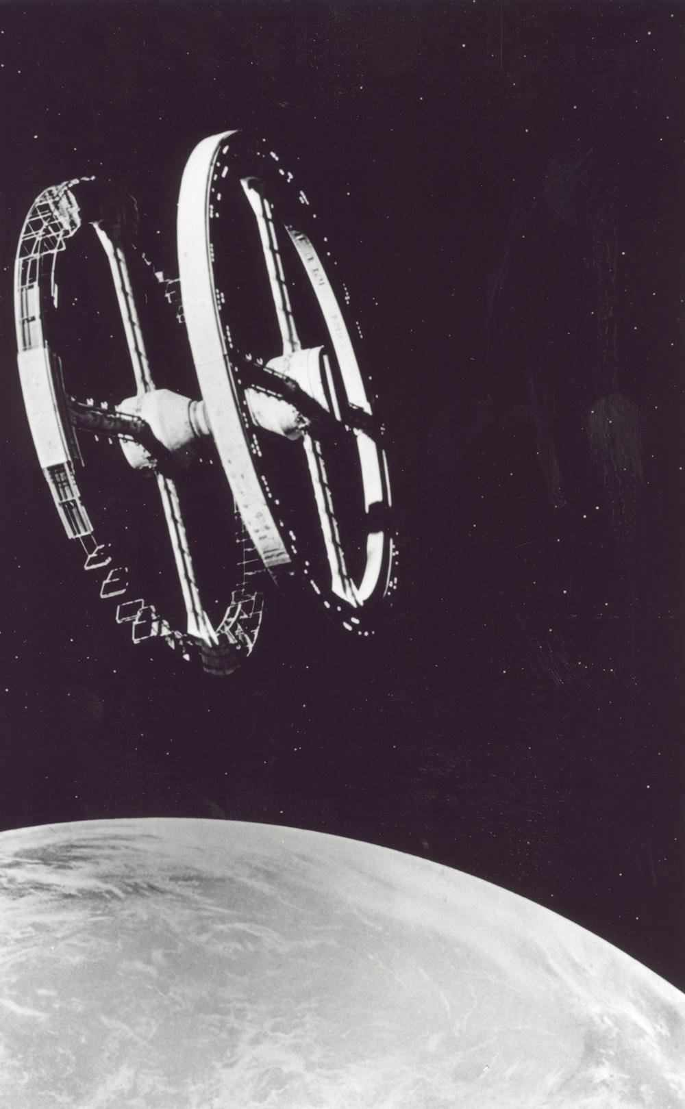 "Space Station V (""2001"")"