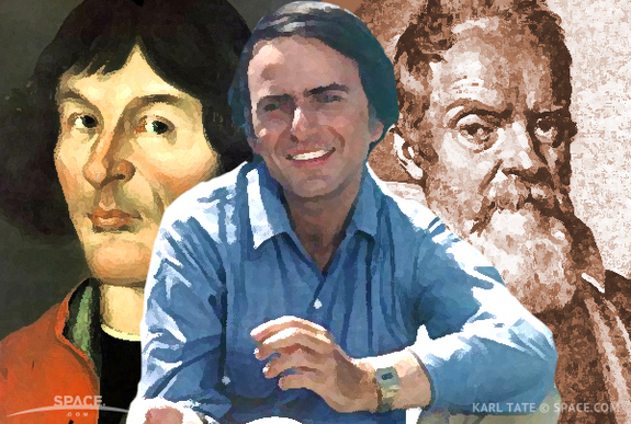 Any list of famous astronomers has to include a varied collection of great scientists from the Greeks to the modern era, big thinkers who tackled many fields as well as modern astronomers who made significant discoveries and helped popularize astronomy.
