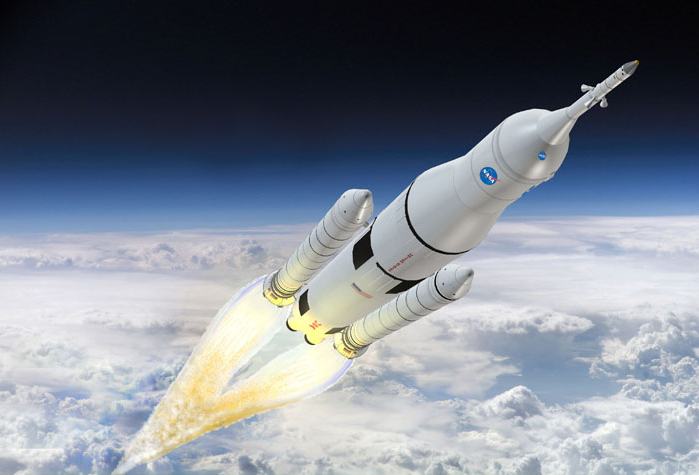NASA's New Rocket from Boeing