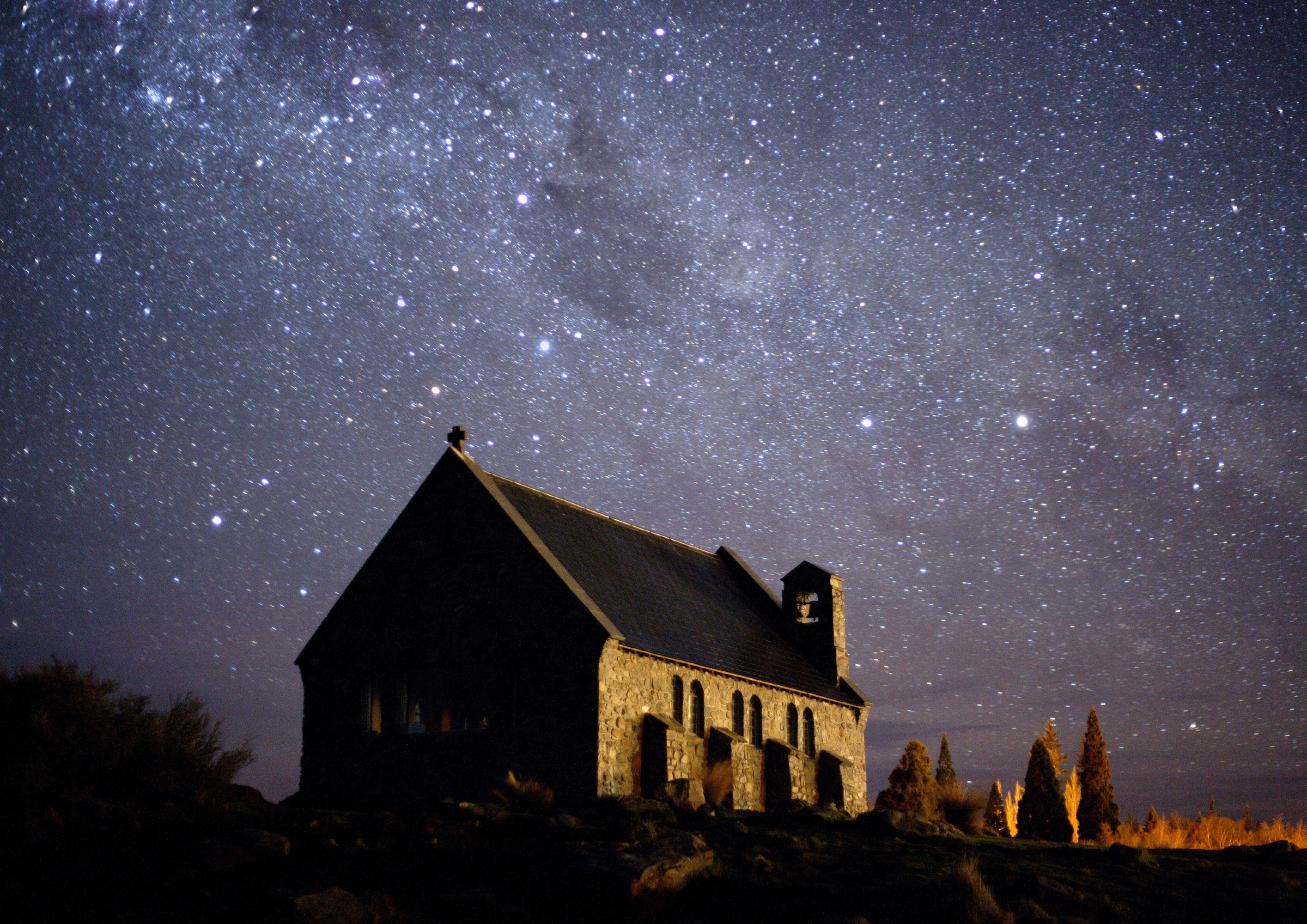 Stargazers, Rejoice! Largest 'Dark Sky' Reserve Named