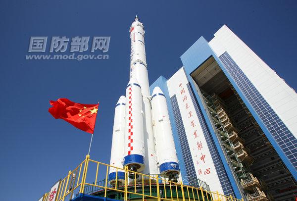 Shenzhou 9 Ready for Transshipment