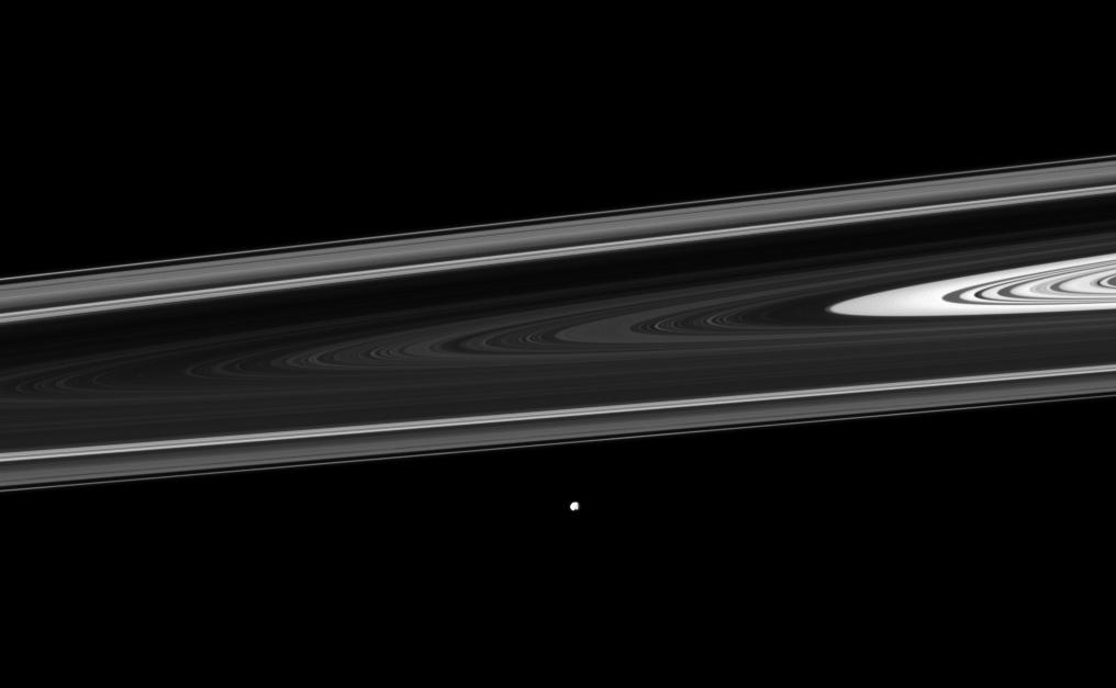 Epimetheus Beyond Rings